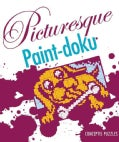 Picturesque Paint-doku (Spiral bound)