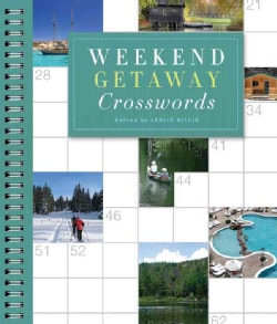 Weekend Getaway Crosswords (Paperback)