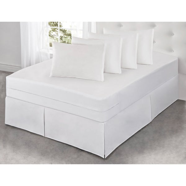 Bed Bug Blocker Zippered Mattress Protector