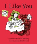 I Like You (Novelty book)