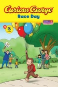 Curious George Race Day (Paperback)