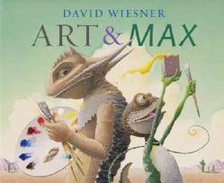 Art & Max (Hardcover)