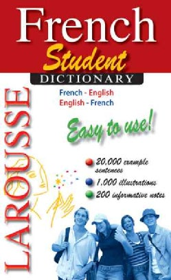 Larousse Student Dictionary French-English/English-French (Paperback)