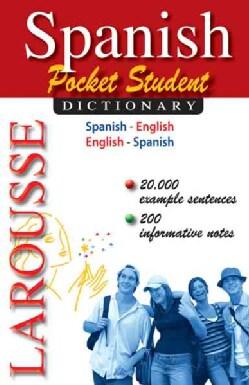 Larousse Spanish-English / English-Spanish Dictionary (Paperback)