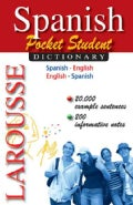 Larousse Spanish-English / English-Spanish Dictionary (Paperback)