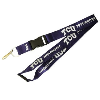 TCU Horned Frogs Keychain Lanyard