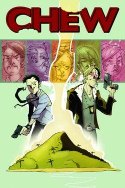 Chew 2: International Flavor (Paperback)
