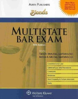 Multistate Bar Exam (Paperback)
