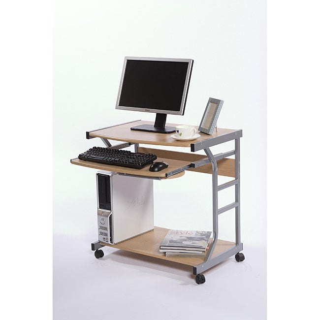 Simple Living Berkeley Computer Desk - 12600986 - Overstock.com