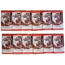 NFL 2009 Absolute Memo Trading Card Packs (Box of 12 Packs)