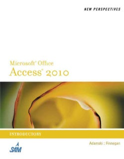 Microsoft Office Access 2010: Introductory (Paperback)