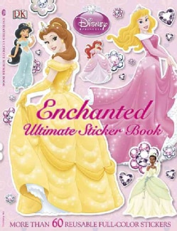 Disney Princess Enchanted Ultimate Sticker Book (Paperback)