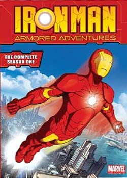 Iron Man: Armored Adventures - Complete Season 1 (DVD)