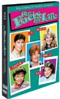 The Facts Of Life: The Complete Fourth Season (DVD)