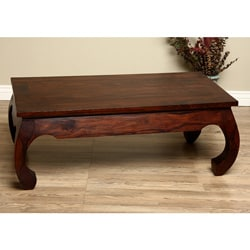 Handmade 47-inch Opium Coffee Table (India)