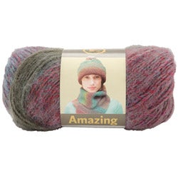 Lion Brand Ruby Amazing Yarn