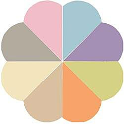 ColorBox Petal Point 'Shabby Chic' 8-color Pigment Inkpad