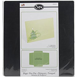 Sizzix Movers and Shapers Big Shot Envelope/ A7 Pro Die