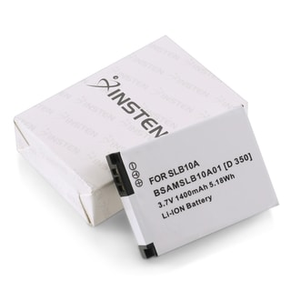 INSTEN Samsung Slb-10a Compatible Li-ion Battery