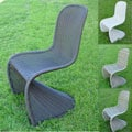 Outdoor Resin Wicker Contemporary 'Mary' Chair