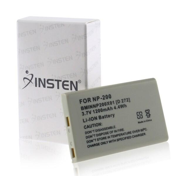 INSTEN Konica Minolta Dimage NP-200 Compatible Battery