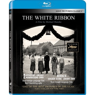 The White Ribbon (Blu-ray Disc)