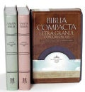 Santa Biblia/ Holy Bible: Reina-Valera 1960, Zafiro Azul/ Sapphire Blue, Simulacion Piel/ Simulated Leather, Comp... (Paperback)