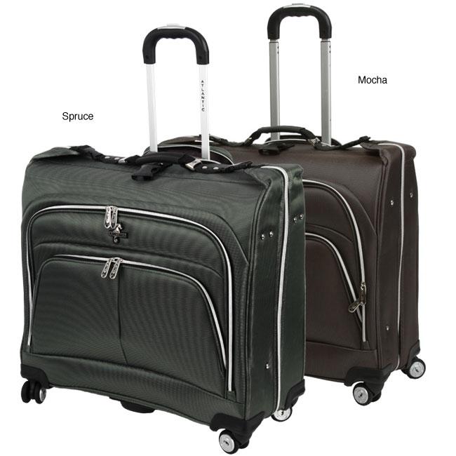 Atlantic Odyssey Spinner Garment Bag