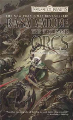 The Thousand Orcs (Paperback)