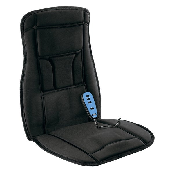 Conair BM1RL Body Benefits Heated Massaging Seat Cushion