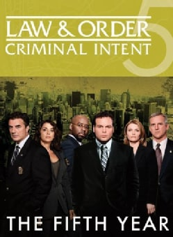 Law & Order: Criminal Intent Season 5 (DVD)