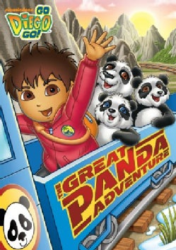 Go, Diego, Go!: The Great Panda Adventure (DVD)