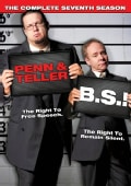 Pen & Teller: Bullshit!: The Complete Seventh Season (DVD)
