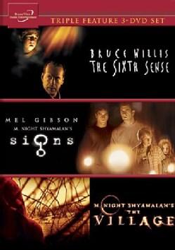 Signs/The Village/The Sixth Sense (DVD)