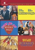 Ruthless People/Down And Out In Beverly Hills/Outrageous Fortune (DVD)
