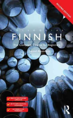 Colloquial Finnish: The Complete Course for Beginners (Paperback)