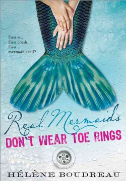 Real Mermaids Don't Wear Toe Rings (Paperback)