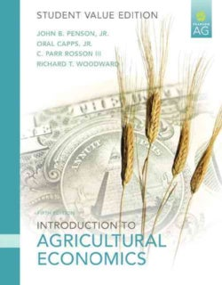 Introduction to Agricultural Economics (Other book format)