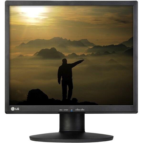 LG L1942PE-BS 19-inch LCD Monitor