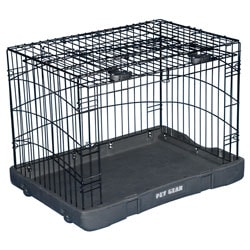 Travel-Lite Insulated Steel Pet Crate