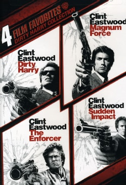 4 Film Favorites: Dirty Harry Collection (DVD)