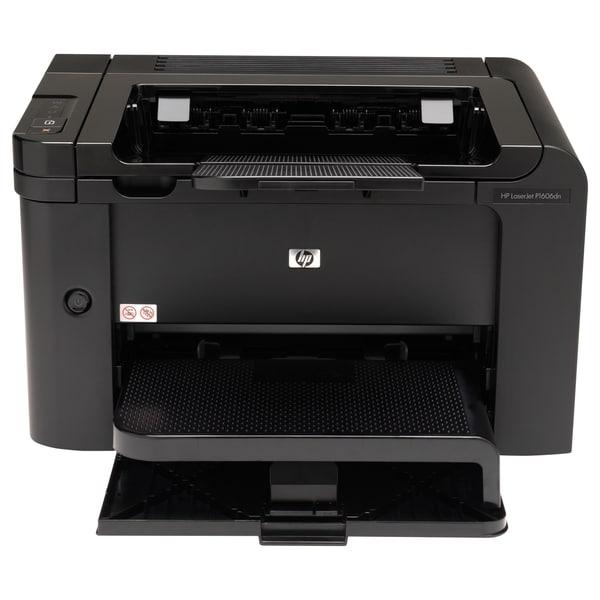 HP LaserJet Pro P1600 P1606DN Laser Printer - Monochrome - 600 x 600