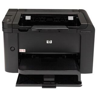 HP LaserJet Pro P1606DN Laser Printer - Monochrome - 1200 dpi Print -
