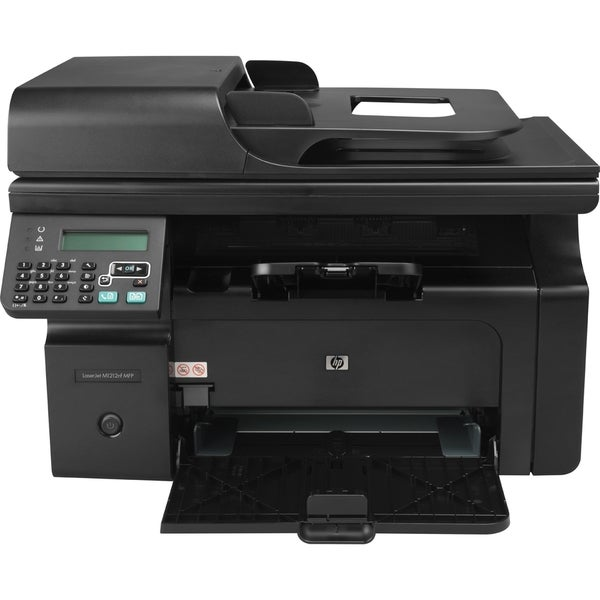 HP LaserJet Pro M1212NF Laser Multifunction Printer