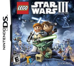 Nintendo DS - LEGO Star Wars III: The Clone Wars