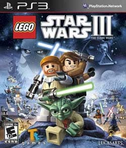 PS3 - LEGO Star Wars III: The Clone Wars