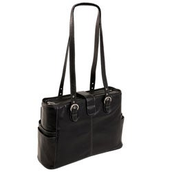 Siamod Women's Fratti Leather Laptop Tote