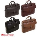 Siamod Women's Borella Small Leather Laptop Briefcase