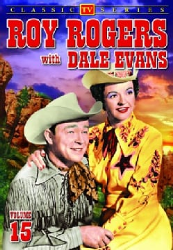Roy Rogers With Dale Evans: Vol. 15 (DVD)