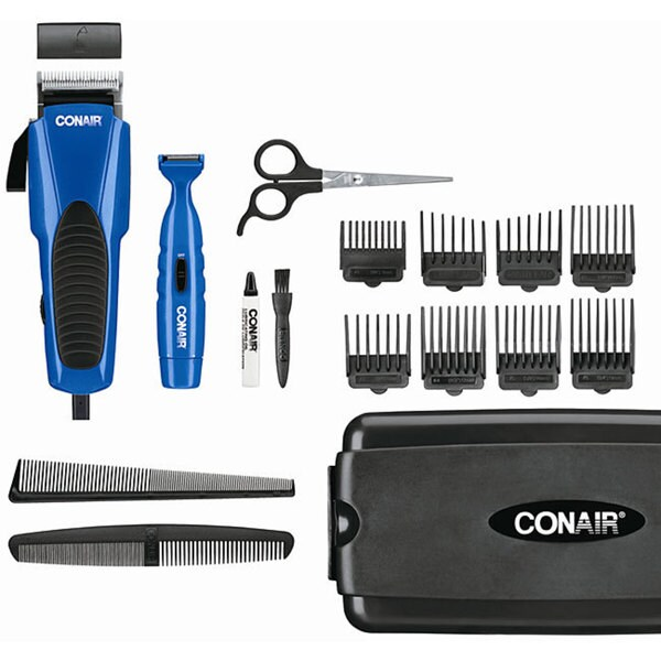 conair home haircutting kit instructions